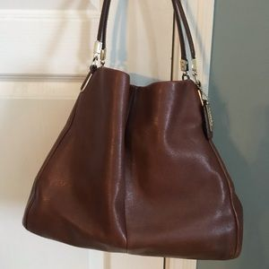 Soft slouchy Coach bag